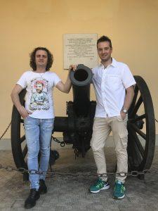 Emiliano e Simone al muso